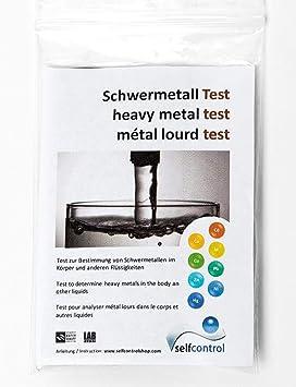 UW 5040 D 01/localizador de metales pesados en cuerpo y en ...