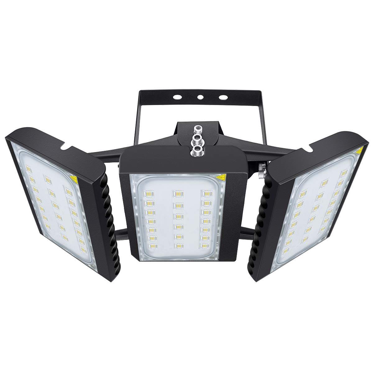 LED Flood Light Outdoor, STASUN 450W 40500lm LED Security Lights with 330°Wide Lighting Area, 6000K Daylight, OSRAM LED Chips, Adjustable Heads, Waterproof, Great for Yard, Street, Parking Lot
