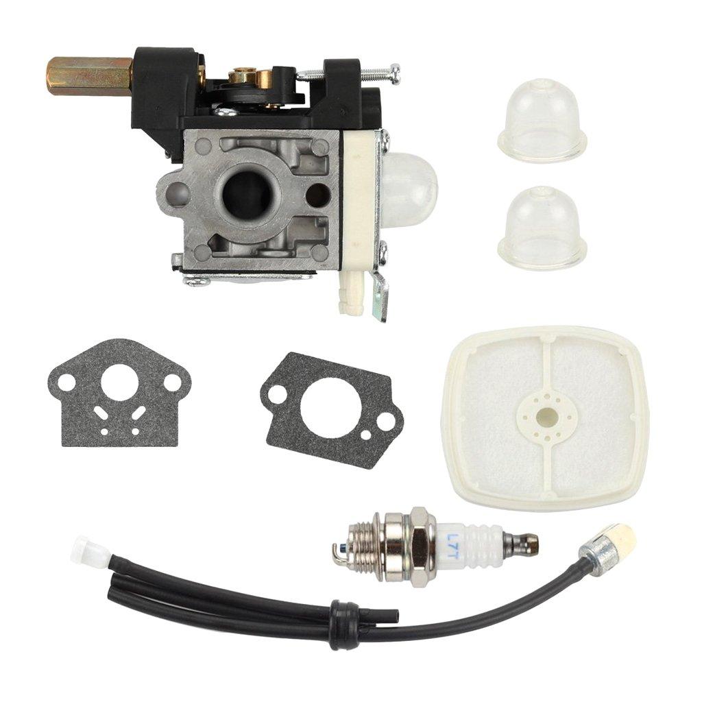 PETSOLA Carburador para Echo SRM-230 SRM200 SRM201 SRM210 ...