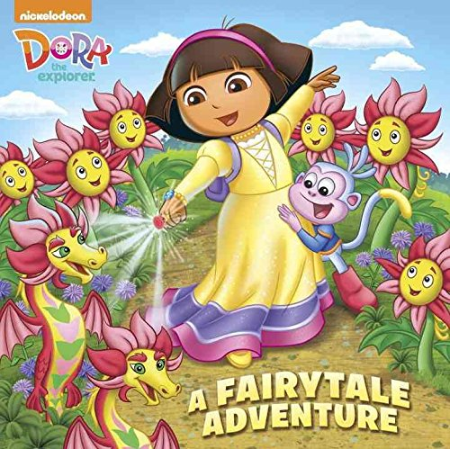 [A Fairytale Adventure (Dora the Explorer) (Pictureback Books)] [Author: Tillworth, Mary] [July, 2014]