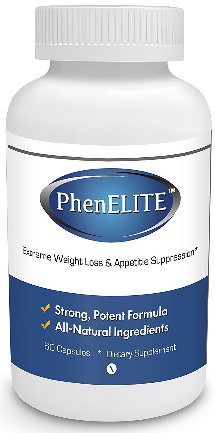 Amazon Com Phenelite Weight Loss Appetite Suppressant Belly Fat