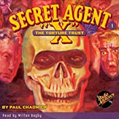 Secret Agent X #1: The Torture Trust | Paul Chadwick