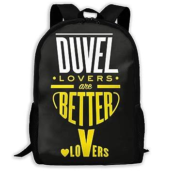 c8bcf619baf5 Amazon.com: Duvel Lover Design Oxford Unisex Adult Backpack ...