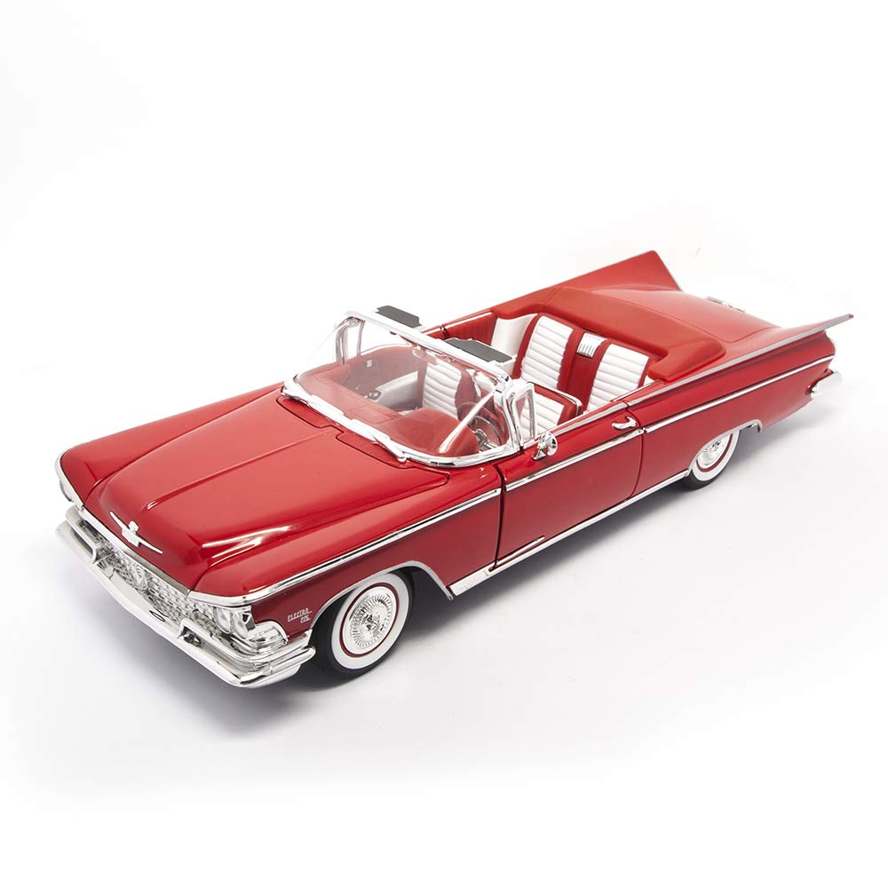 Road Signature 92598 Scale 1:18 1959 Buick Electra 225, Red