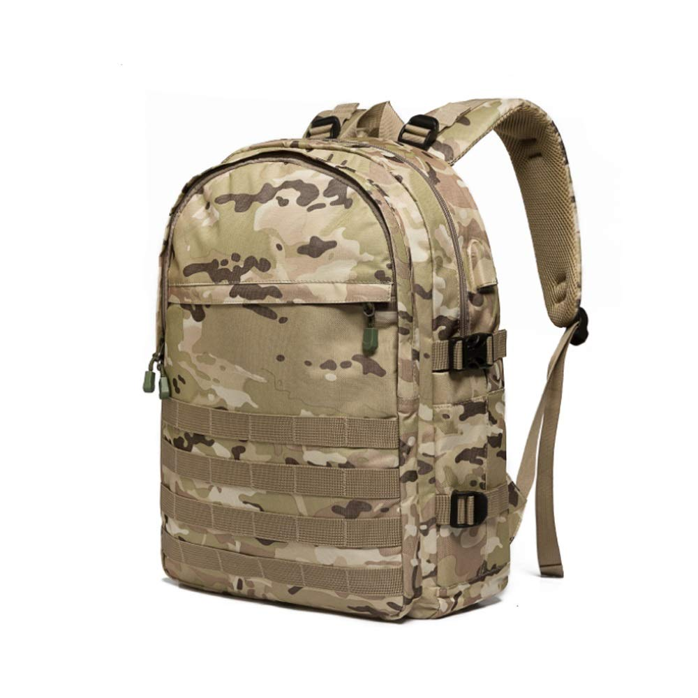 QP Fashion Trend Backpack/Game with The Same Backpack/Outdoor Leisure Backpack (Color : B)