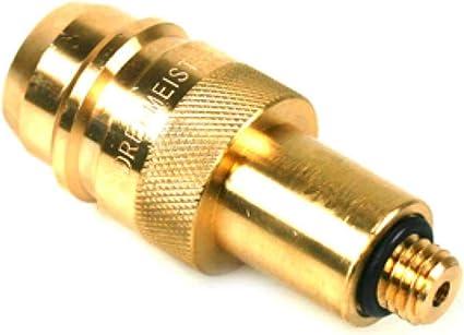 Drehmeister Adaptador para GLP M12 - Euronozzle (Adaptador de Autogas de España) Adaptador de Tanque para Gas: Amazon.es: Coche y moto