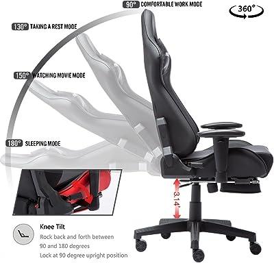 Nokaxus Gaming Chair Review