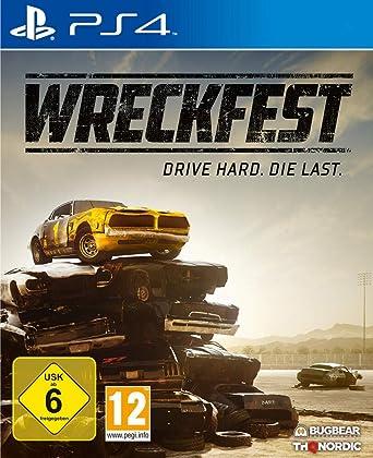 Wreckfest en Amazon
