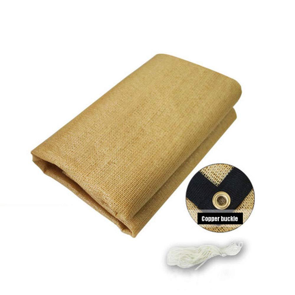310M Filet De Prougeection, Auvent, Filet Pare-Soleil, Filet Anti-Solaire, Toile De Tissu pour Tente De Tente (Taille   2  7M)