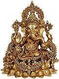Bhagawan Ganesha - Brass Statue