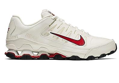 the best attitude 3b21d fe80e Nike Men s Reax 8 Tr Mesh Cross Trainers, Multicolour (Sail Mystic Red-