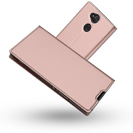 Radoo Funda Sony Xperia XA2, Slim Case de Estilo Billetera ...