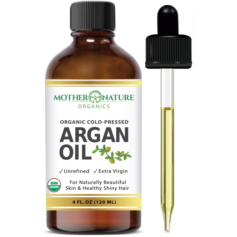 Organic Cold-Pressed Argan Oil