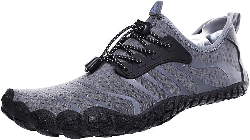 VECDY Sandalias Verano 2019, Barefoot Zapatillas Trail Running Minimalistas Zapatillas De Deporte Exterior Interior Secado Rápido Nadar Playa Caminar Yoga Zapatos De Deportes Acuaticos: Amazon.es: Ropa y accesorios