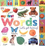 Best DK PUBLISHING Books For New Babies - Tabbed Board Books: My First Words: Let's Get Review