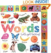 #5: Tabbed Board Books: My First Words: Let's Get Talking! (Tab Board Books)