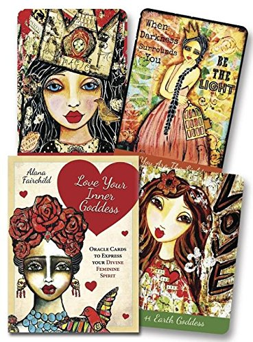 Love Your Inner Goddess Cards: An Oracle to Express your Divine Feminine Spirit