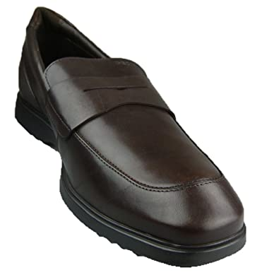 Uomo Bond ST F-Smooth Leath. (U24W8F 00043 C6009) Herren Slipper (44) Geox Auslass Besuch u15vQs33a