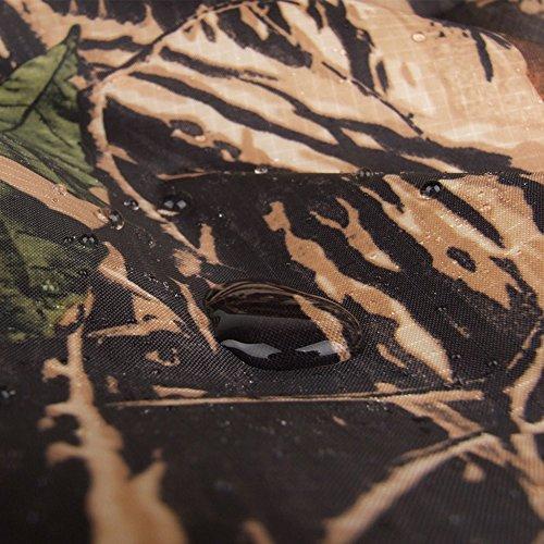 HSL 210t double - karierten taft in behandlung (wasserfester 8000) multifunktionale camouflage.