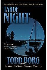 Tahoe Night (An Owen McKenna Mystery Thriller Book 7) Kindle Edition