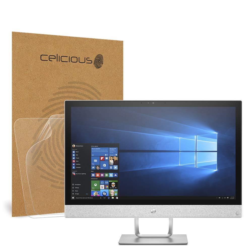 Celicious マット アンチグレア スクリーンプロテクター フィルム HP Pavilion オールインワン 24 R111NA (タッチ) 対応 [2枚入り]   B07KBC6MWS