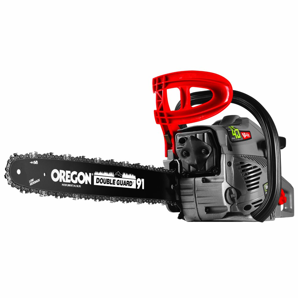 Amazon.com: Terremoto cs4518b Chainsaw con 45 CC Viper Motor ...