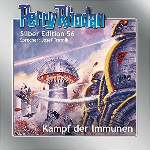 Perry Rhodan - Kampf der Immunen (Silber Edition 56)