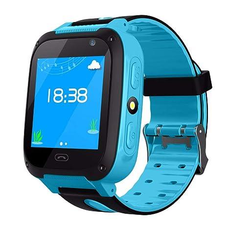 Amazon.com: Docooler Kids Smart Watch IP65 Water-Resistant ...