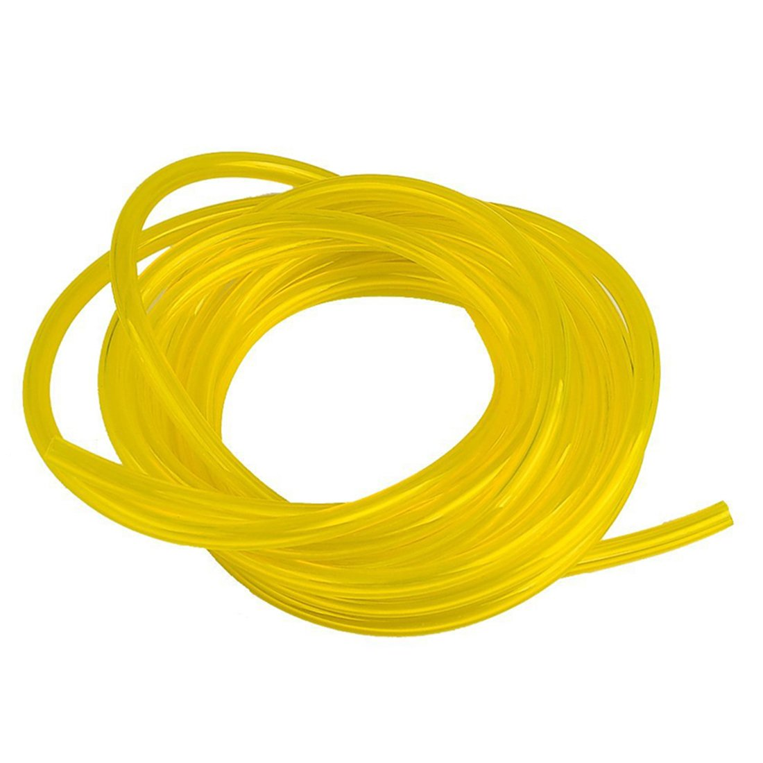 10-Feet (3 Meter) Petrol Fuel Line Hose Tubing for Common 2 Cycle Small Engine (I.D 0.08