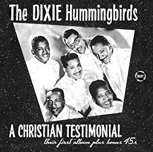 There site Dixie hummingbirds gospel singers