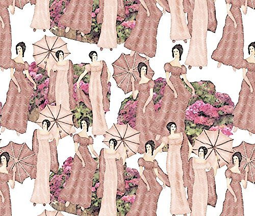Jane Austen Fabric - 7