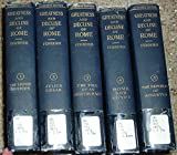 img - for The Greatness and Decline of Rome (5 volume set) book / textbook / text book