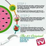 Watermelon Slicer and Server + Knife Gift Box