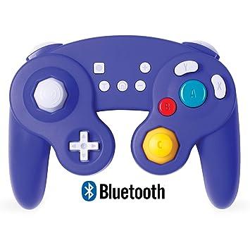 Amazon com: Exlene Wireless Gamecube Controller Switch