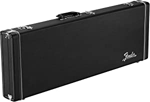 Fender Classic Series Case for Statocaster/Telecaster - Black