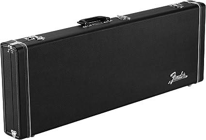 Fender 099-6106-306 Estuche Classic Series para Strat y Tele Black: Amazon.es: Instrumentos musicales
