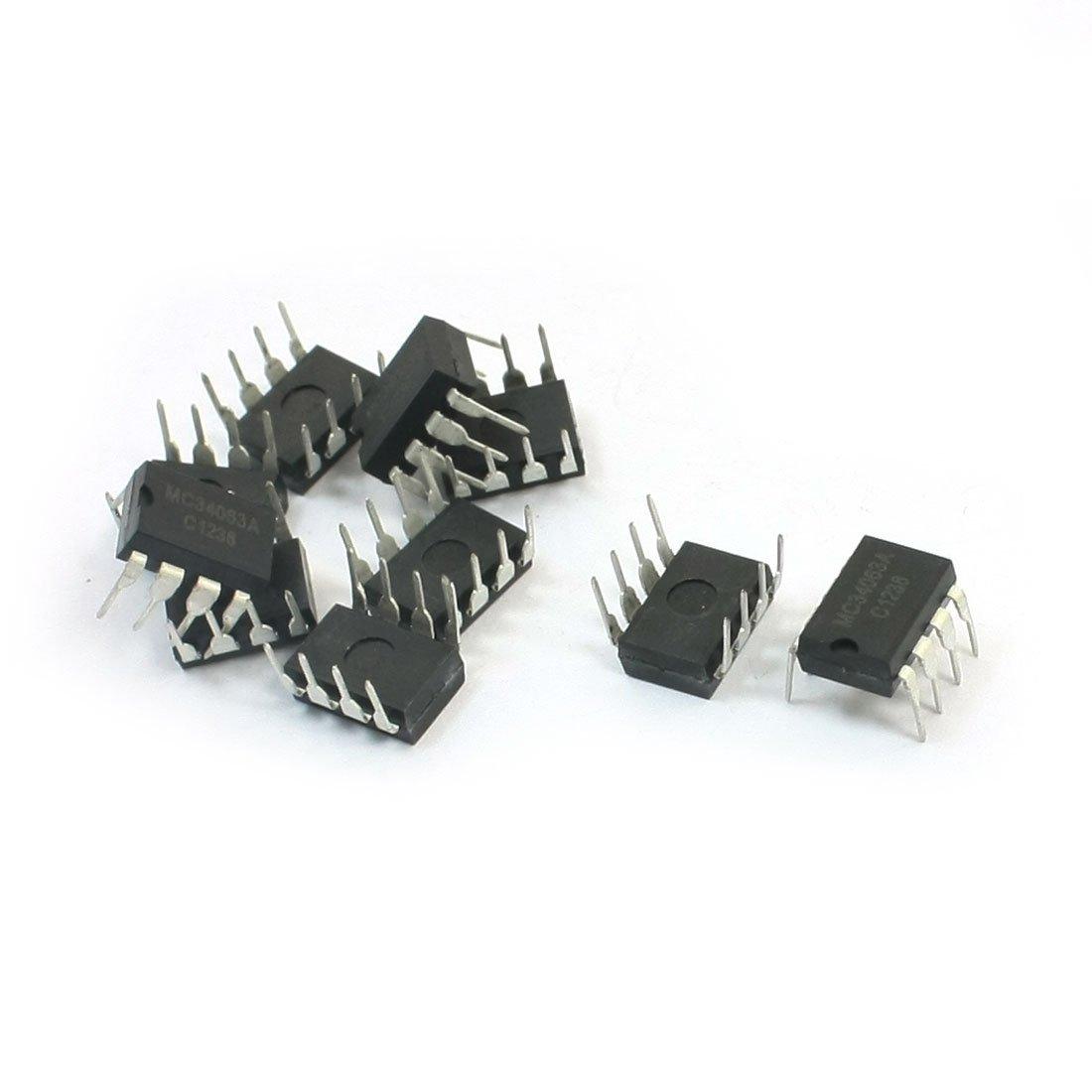 Mc34063a Mc34063 Dc To Converters Buck Boost The Stepup Converter Electronics