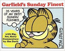 Happy Birthday Garfield For Reading Addicts