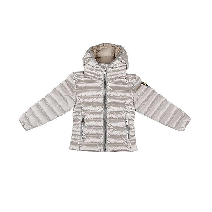 sale retailer 417d1 81da1 Ciesse Giacca Corta in Piuma Bambina Piumini Argilla Metal