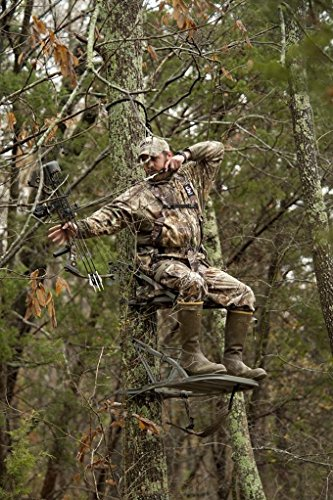 Summit Treestands Cobra SD Climbing Treestand, Mossy Oak by Summit Treestands (Image #4)