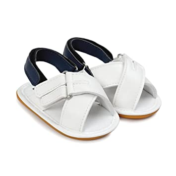 Sandales Bébé ,Chickwin bébé sandales anti-dérapant doux unique Toddler  sandales Pour 6-