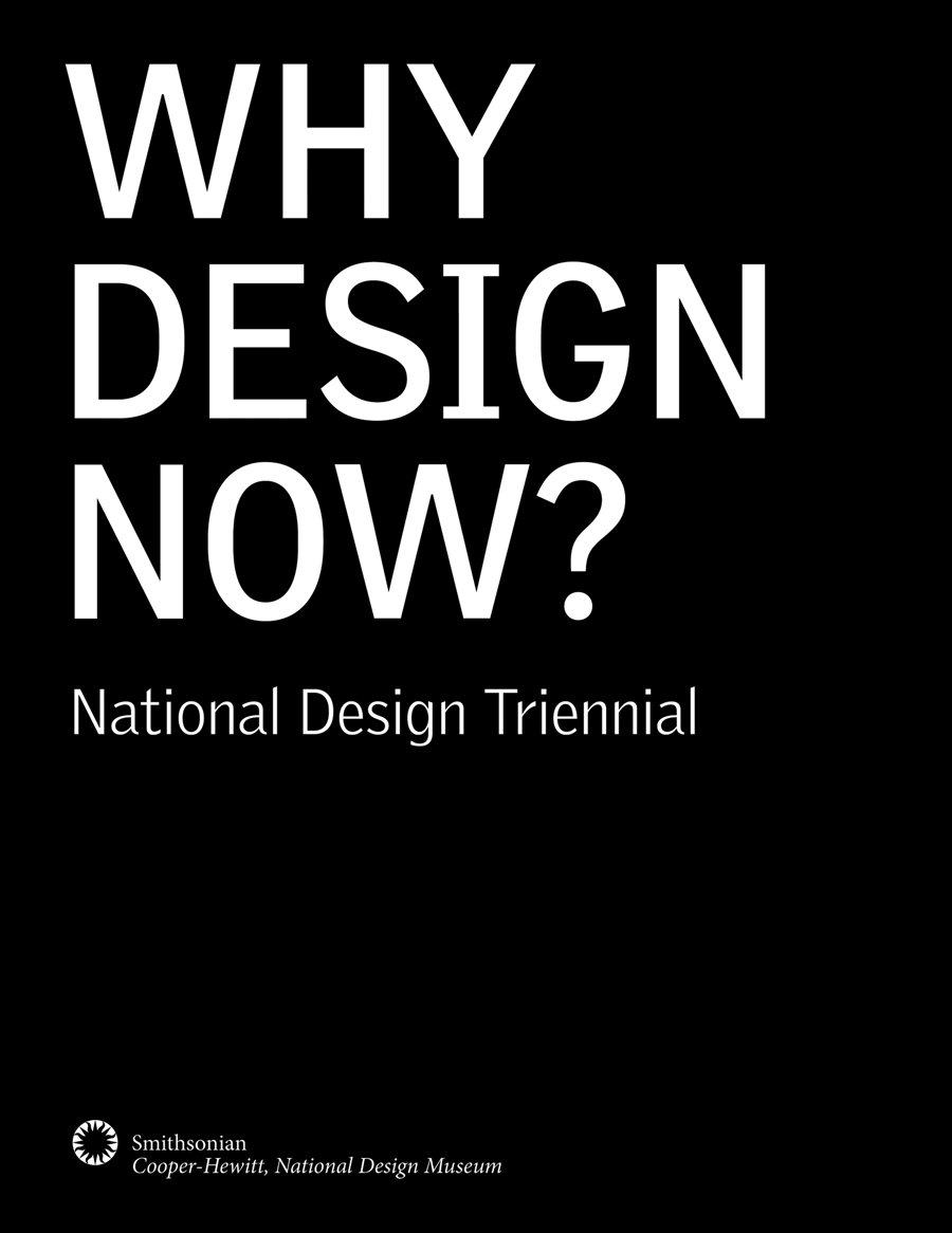 Download Why Design Now? National Design Triennial pdf