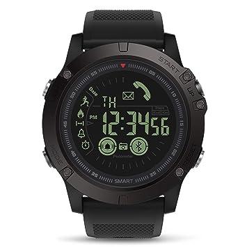 Zeblaze Reloj Inteligente, vibe3 al Aire Libre Resistente al Agua IP67 Fitness Actividad rastreador podómetro