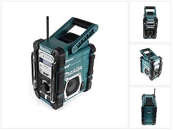 Test Makita DMR112 Akku-Baustellenradio mit Bluetooth