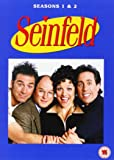 Seinfeld - Seasons 1 & 2 - Import Zone 2 UK (anglais uniquement) [Import anglais]