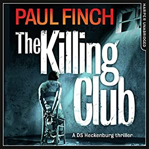 The Killing Club Hörbuch