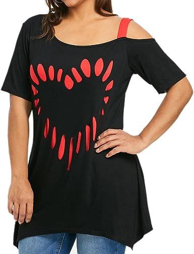 Damark(TM) Ropa Camisetas Mujer, Camisas Mujer Verano Elegantes ...