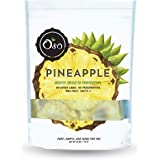 Oso Snacks Dried Pineapple Rings - No Added Sugar or Preservatives, 26oz