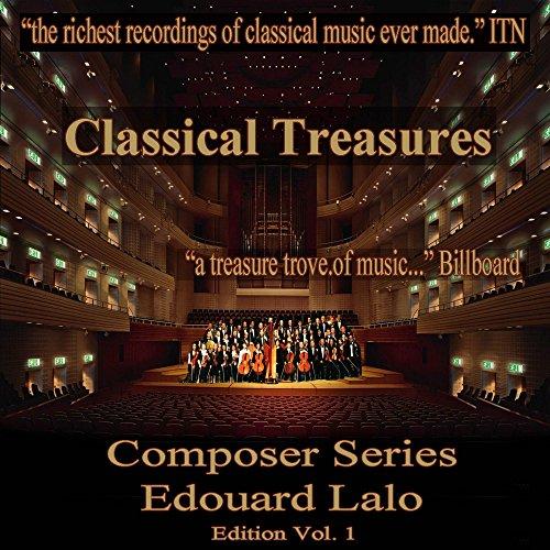 Classical Treasures Composer Series: Edouard Lalo
