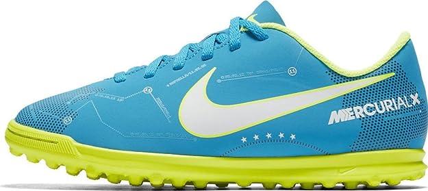 Nike Mercurial Vortex Neymar Turf Junior 921497-400 - 35.5 Precio Más Barato En Línea La Salida De Alta Calidad qnOne6U